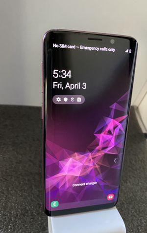 Samsung Galaxy S9 (64GB) Unlocked, Liberado for Sale in Santa Clarita, CA