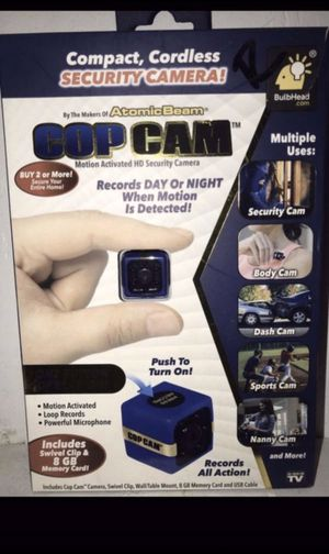 Cop Cam for Sale in Lynwood, CA