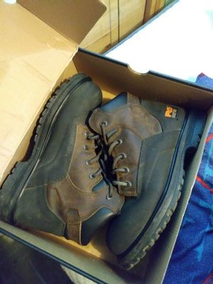 Timberland Pro working boots steel toe ! for Sale in Los Angeles, CA