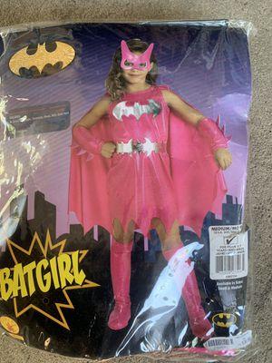 Girls pink batgirl costume for Sale in Fontana, CA