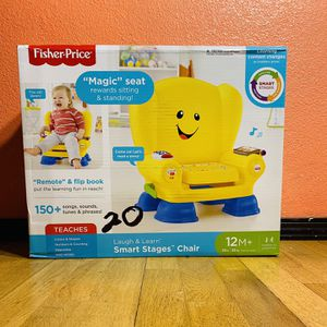Fisher-price Smart Stages Chair for Sale in Fresno, CA