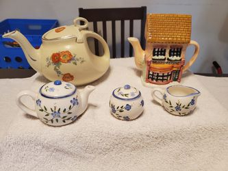 Various tea pots for Sale in Lansdowne,  VA