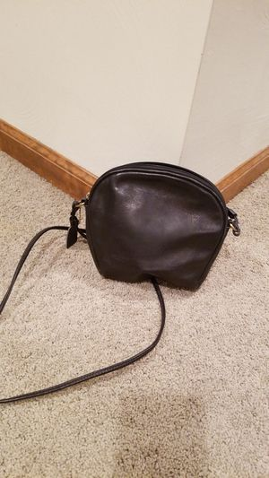 Coach small black crossbody purse for Sale in Lower Burrell, PA