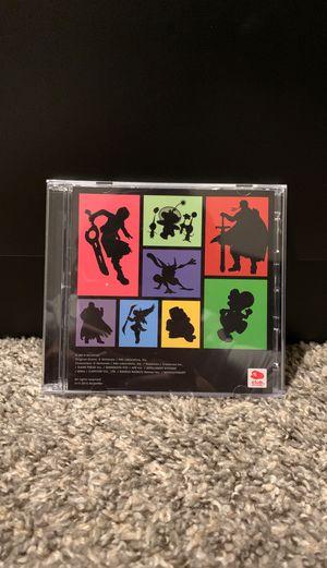 Super Smash Bro's Wii U/3DS Soundtrack Disc for Sale in Roseville, CA