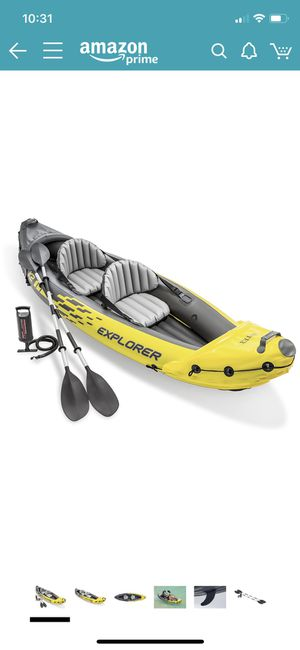 Kayak K2 inflatable intex BRAND New for Sale in Los Angeles, CA