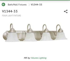 Light fixtures (i have 2 of these) for Sale in Tigard, OR