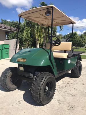 Ezgo golfcart for Sale in Fort Lauderdale, FL