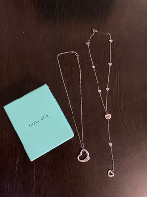 Tiffany's necklaces for Sale in San Diego, CA