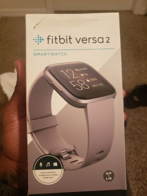 Fitbit versa 2 for Sale in Panama City, FL