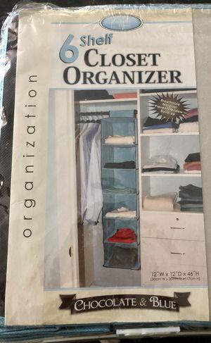 Closet organizer for Sale in Boynton Beach, FL