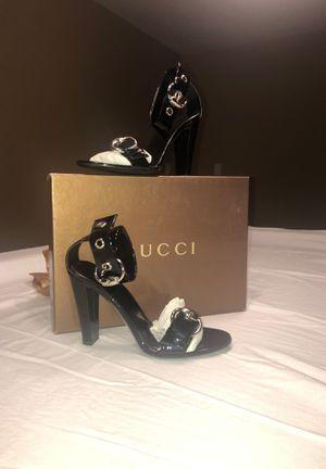 Gucci / Black Patton leather for Sale in Andover, KS
