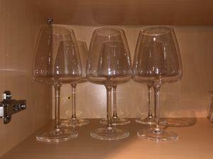 6 wine glass for Sale in Orlando, FL