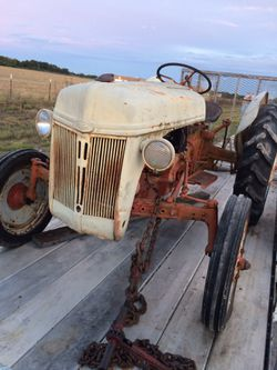 8N Ford Tractor,New carburetor new fuel bowl and valve for Sale in Waco,  TX
