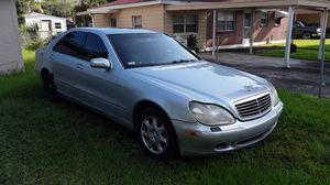 Mercedes benz s500 (PARTS) for Sale in Tampa, FL