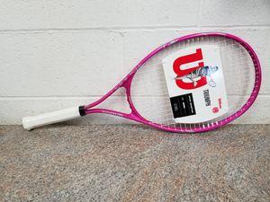 Wilson Triumph Tennis Racket for Sale in Rancho Cucamonga, CA