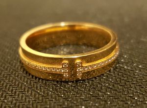 Tiffany&Co double t ring for Sale in Whitehall, OH