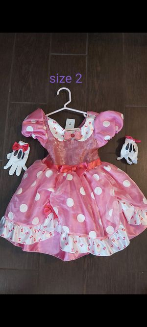 Disney minnie mouse costume for Sale in San Pedro, CA