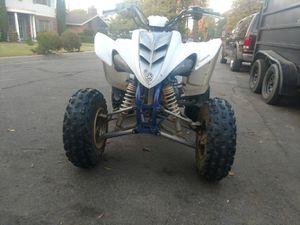 2007 Yamaha raptor 350 Quad atv atc dirt bike for Sale in Loma Linda, CA