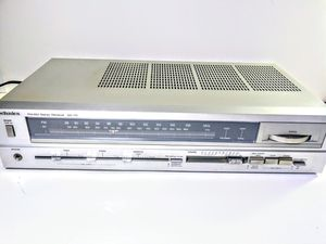 Vintage Technics SA-110 Stereo Receiver for Sale in Garland, TX