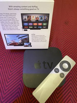 Apple 🍎 tv 📺 for Sale in Brooklyn, NY