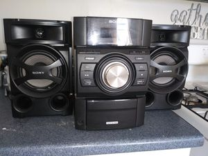 SONY System MHC-EC691 stereo/cd player for Sale in Lowell, MA