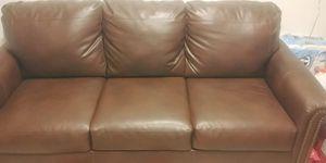 New Sleeper Sofa and Matching Recliner for Sale in Manassas, VA