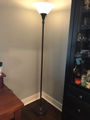 """72"""" Torchiere Floor Lamp for Sale in Seattle, WA"""