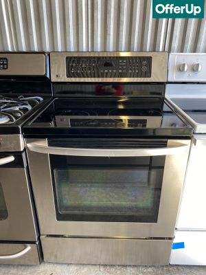 Convection Bake LG Electric Stove Oven Glass Top #1280 for Sale in Deltona, FL