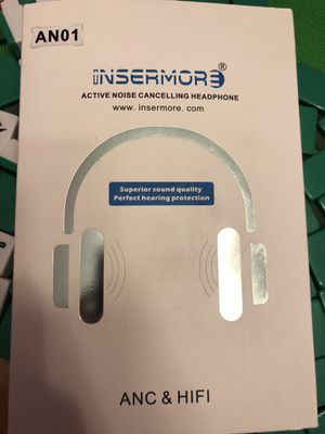 Brand New Over Ear HeadPhone for Plane and Travel for Sale in Sunbury, OH