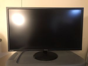 "(Gaming Monitor) Asus VP28UQG 28"" Monitor 4K/UHD 3840x2160 1ms DP HDMI Adaptive Sync/FreeSync Eye Care Monitor for Sale in Fall River, MA"