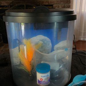 3 Gallon Fish Tank for Sale in Modesto, CA