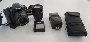 Canon Rbel T1i with accesories for Sale in St. Petersburg, FL