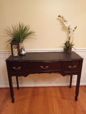 Antiques poudre, vanity, sideboard, desk for Sale in Fairfax, VA