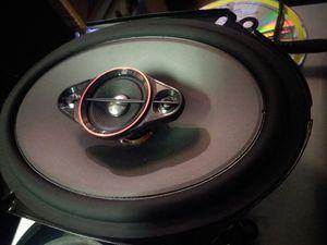 Pair of pioneer 6x8 speakers for Sale in Savannah, GA