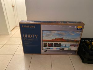 """Brand new, never use 50"""" Samsung TV for Sale in North Lauderdale, FL"""