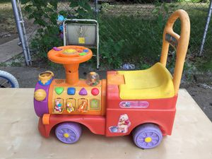 Winnie the Pooh car toy for kids for Sale in Dearborn, MI