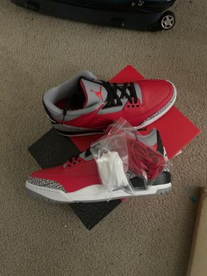 Air Jordan 3 Size 12 release on the 15th of February for Sale in San Francisco, CA