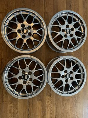 "16"" BBS RX220 Chrome Wheels Rims for Sale in Gates Mills, OH"