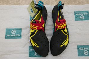 SCARPA DRAGO Climbing Shoes New With Box for Sale in Kennesaw, GA