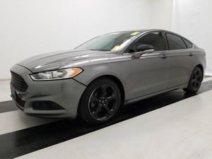 2013 Ford Fusion for Sale in Houston, TX