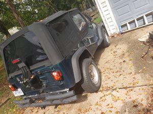 97 jeep wrangler for Sale in Smithfield, VA