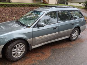 2001 Subaru legacy-outback for Sale in Portland, OR