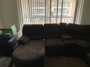 Great 6Piece Sectional Couch ! Need Gone ASAP for Sale in Belleville, MI