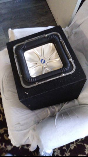 Kicker I7 solo Baric for Sale in Union City, CA