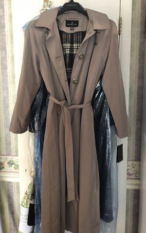 Brand new London Fog raincoat size 12! for Sale in Falls Church, VA