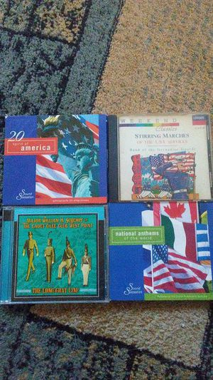 Patriotic cds for Sale in Dixon, MO