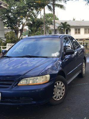 02 Honda Accord for Sale in Ewa Beach, HI