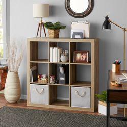 Brand New Rustic Farmhouse Industrial Cube Organizer Bookshelf Display Shelf for Sale in Atlanta,  GA