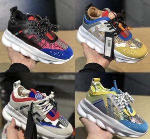 Versace Chain Sneakers (Cyber Monday Sale) for Sale in Euless, TX