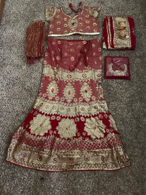 Indian wedding dress for Sale in Bothell, WA